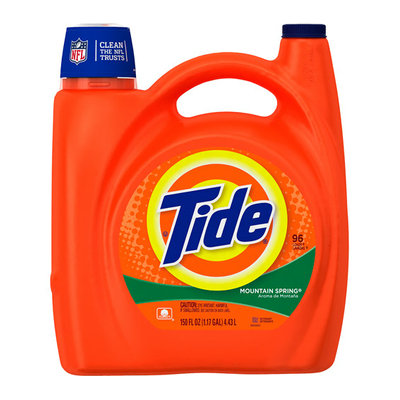 Tide Mountain Spring Liquid Laundry Detergent
