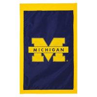 NCAA Michigan Wolverines Team Sports America House Flag