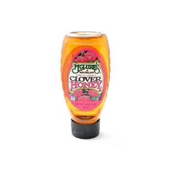 McLure's Pure Clover Honey (Squeeze), 16 Oz