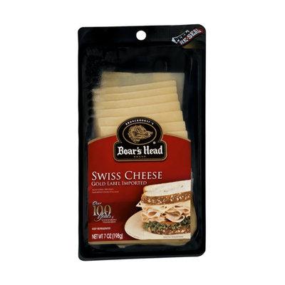 Boar's Head Swiss Cheese