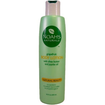 Noahs Naturals Grapefruit Body Lotion