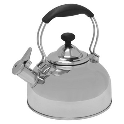 Chantal Stainless Steel 1.8 Quart Teakettle