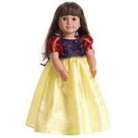Disney Princess Little Adventures Doll/Plush Deluxe Snow White Outfit