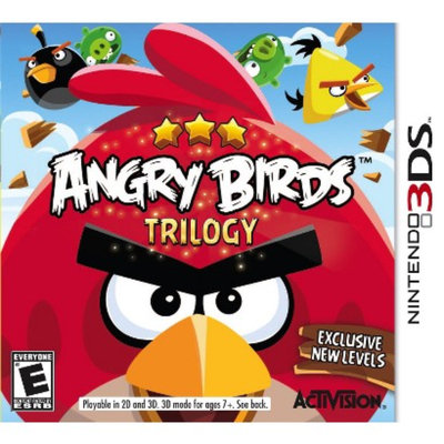 Activision Angry Birds Trilogy (Nintendo 3DS)