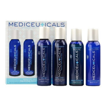 Therapro Mediceuticals Advanced Intensive Hair Fitness System - Advanced System Kit