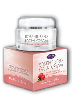 Rosehip Seed Facial Cream Floral Life Flo Health Products 1.7 oz Cream