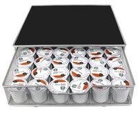Estilo Coffee Pod Drawer Organizer Holds up to 36 K-cups