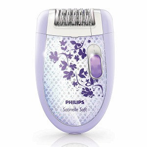 Philips Satinelle Soft Epilator HP6512/50