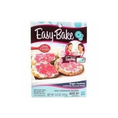 Easy Bake Oven Sugar Cookies