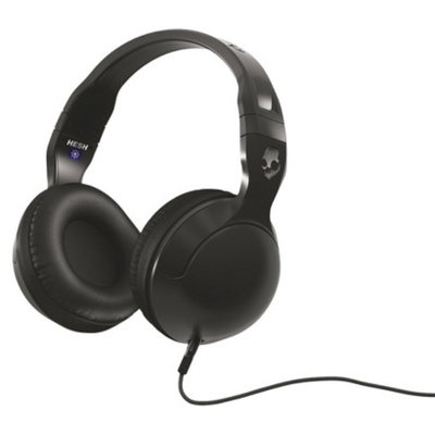 Skullcandy Hesh 2.0 with Detatchable Cable - Black (S6HSDZ-161)