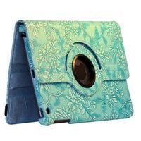 Bargain Tablet Parts Ipad Mini Flower Rotating Case