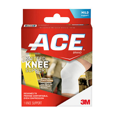 ACE Knitted Knee Support 209617