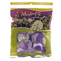 Whisker CityA Puffs Catnip