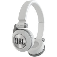JBL SYNCHROS E Series On-Ear Headphones E30 - White
