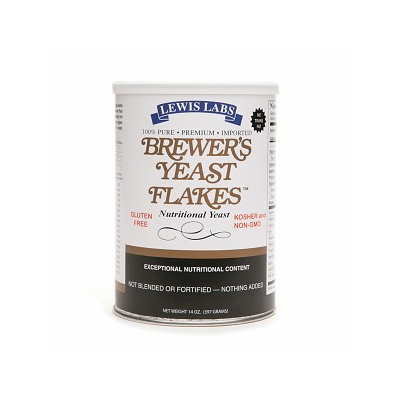 Lewis Labs Brewer's Yeast Flakes