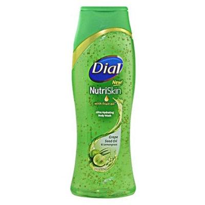 Dial® Nutri Skin Body Wash Grape Seed Oil Lemongrass