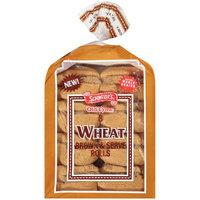 Schmidt's Schmidt?s Brown & Serve Wheat Rolls, 11 oz