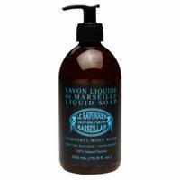 Le Savonnier Marseillais Corporel / Body Wash, Peppermint, 16.9 fl oz
