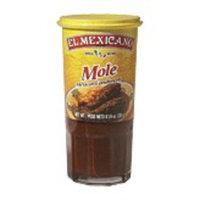 El Mexicano Mole Mexican Condiment (8.25 oz.)
