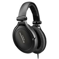 Sennheiser Collapsible Over-the-Ear Headphones (HD380PRO) with