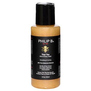 Philip B. Thai Tea Mind & Body Wash, 2 fl oz