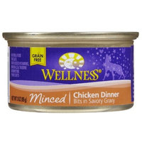 Wellness Minced Canned Cuts Chicken Adult Canned Cat Food