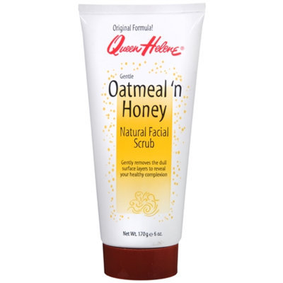 Queen Helene Oatmeal 'n Honey Natural Facial Scrub