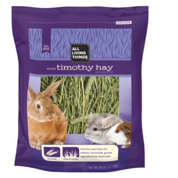 All Living Things Natural Timothy Small Animal Hay