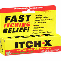 ITCH-X Anti-Itch Gel