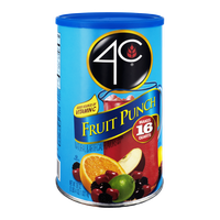 4C Fruit Punch Drink Mix