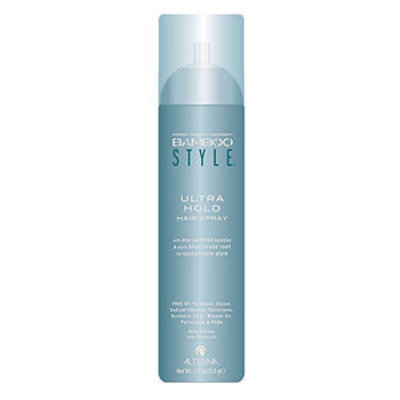 ALTERNA BAMBOO Style Ultra Hold Hair Spray