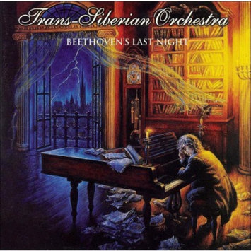 Lava Trans-Siberian Orchestra ~ Beethoven's Last Night (used)
