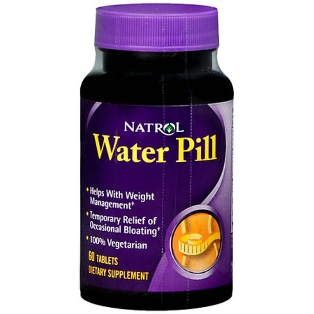water weight loss pills at walgreens