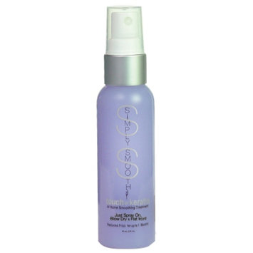 Simply Smooth Touch Of Keratin At Home Smoothing Treatment