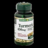 Nature's Bounty Herbal Capsules Turmeric 450 mg - 60 CT