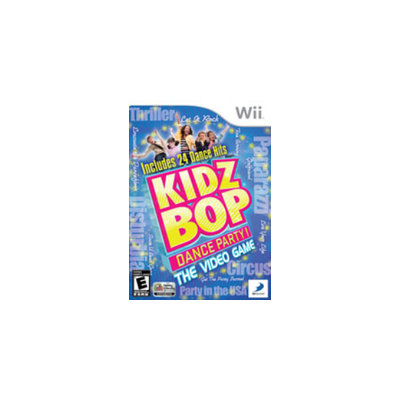 D3 Publisher of America Kidzbop Dance Party