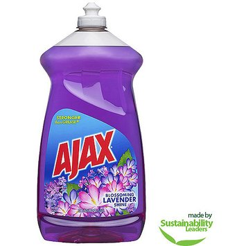 Ajax Blossoming Lavender Shine Dishwashing Liquid, 52 fl oz