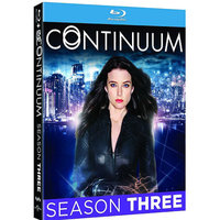 Continuum: Season Three (Blu-ray)