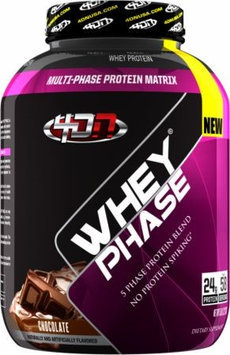 4D Nutrition 7620058 Whey Phase Chocolate - 5 Lbs.