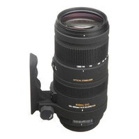 Sigma 120-400mm f/4.5-5.6 DG HSM (Sony Mount)
