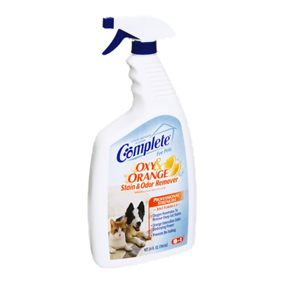 Complete for Pets Oxy & Orange Stain & Odor Remover