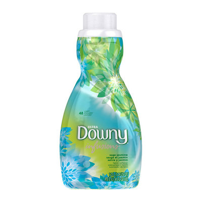 Downy Ultra Infusions Sage Jasmine Liquid Fabric Softener 48 Loads 41 Fl Oz