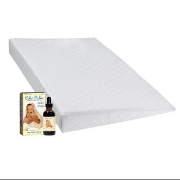 Dexbaby Inclined Foldable Crib Wedge with Colic Calm Gripe Water