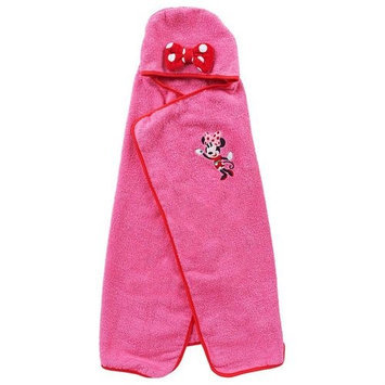 Triboro Quilt Mfg Co Disney Baby Minnie Mouse Puppet Towel