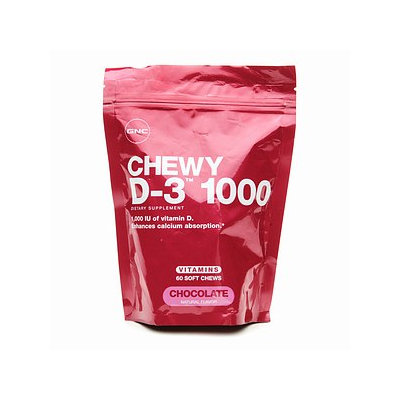 GNC Chewy D-3 1000