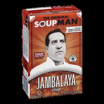 The Original Soupman Jambalaya Soup