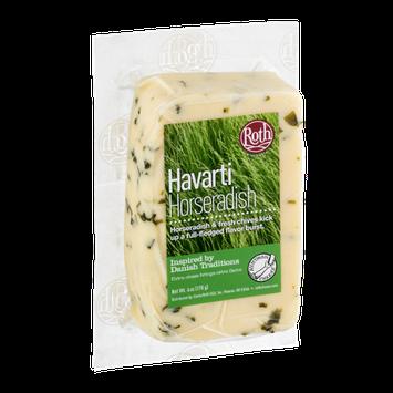Roth Havarti Horseradish
