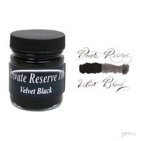 Private Reserve Ink Bottle - Velvet Black