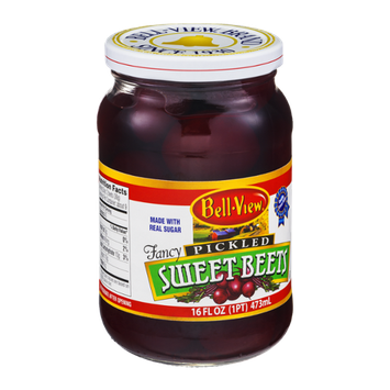 Bell-View Fancy Pickled Sweet Beets