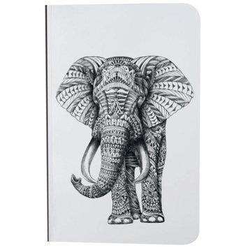 Denik Ornate Elephant Lined Notebook